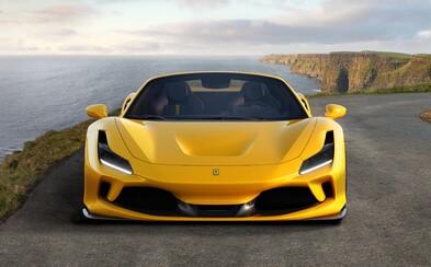 Ferrari překvapivě odhaluje dvě super rychlé novinky zároveň. Obě mají na krku rekordy