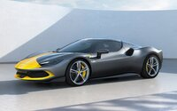 Ferrari s V6 je realitou. Volá sa 296 GTB, je to plug-inový hybrid a má až 830 koní
