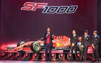 Ferrari ukázalo svoje nové auto pre nadchádzajúcu sezónu F1