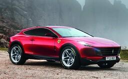 Ferrari žaluje charitativní organizaci kvůli názvu svého chystaného SUV
