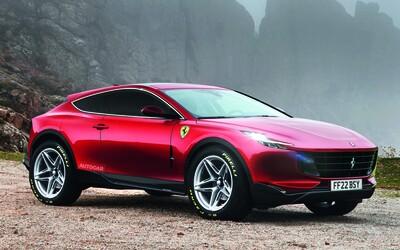 Ferrari žaluje charitatívnu organizáciu kvôli menu svojho chystaného SUV