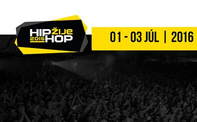 Festival Hip Hop Žije zverejňuje prvé mená vystupujúcich a sľubuje pestrý program