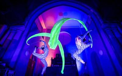 Festival Lovely Experience spája pouličné tanečné umenie a interaktívne multimediálne inštalácie v centre Trnavy!