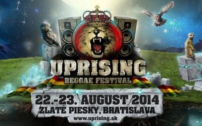 Festival Uprising 2014 štartuje už budúci týždeň! Máme podrobný program a nový dokument!