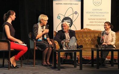 Festival vedeckých filmov priniesol množstvo zaujímavých zážitkov