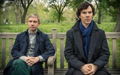 Čakanie sa končí, začala sa natáčať 4. séria populárneho Sherlocka