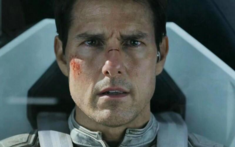 Tom Cruise se díky novému filmu skutečně dostane do vesmíru.