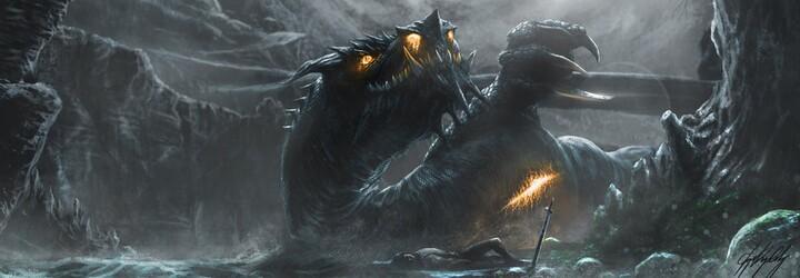Tvorové ze Středozemě, o kterých jste (možná) neslyšeli. Drak hrozivější než Šmak či Morgoth, pán Saurona