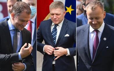 Fico hodnotí Kollára a Matoviča: Jeden úchylák, druhý zlodej, partizáni sa budú obracať v hrobe, keď prídu na oslavy SNP