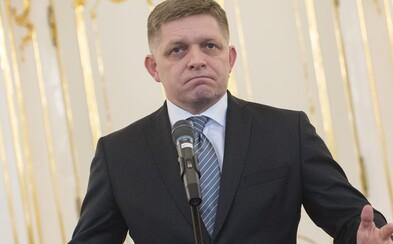 Fico obhajuje odsúdeného rasistu Mazureka, pred pár rokmi pritom hlásal boj proti extrémizmu a založil špeciálnu jednotku