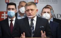 Fico opäť ostro útočí na Matoviča: Vyplakáva na NAKA, že ho niekto ohrozuje a je roztrasený ako cigareta