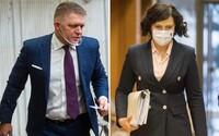 Fico počas diskusie vyzval Remišovú, aby si zavolala na koberec ministerku spravodlivosti, kvôli jej vyjadreniu v seriáli Pumpa.