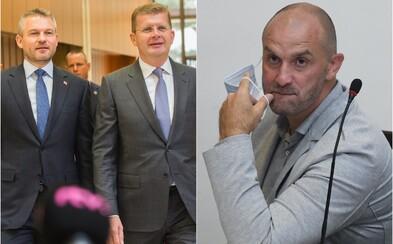 Ficov minister a Pellegriniho poslanec Žiga mal vybavovať cez Bödöra, aby mu nestíhali synovca. Policajti vraj dostali 50-tisíc