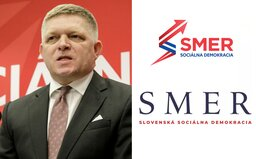 Ficova politická strana Smer mení zaužívané meno aj logo. Vracia sa k červenej ruži a do popredia chce posúvať slovenské témy