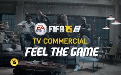 FIFA 15 predstavuje televíznu reklamu!
