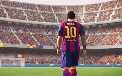 FIFA 16 ukazuje najlepších hráčov na svete v prvom videu!