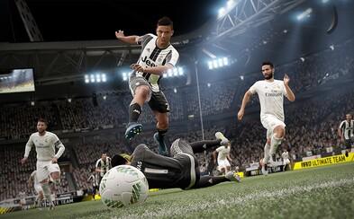 FIFA 17 fantastickým gameplay trailerem a novými informacemi nadchne každého milovníka fotbalu