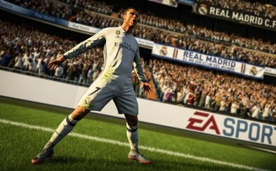 FIFA 18 nás hodlá letos posadit na zadek daleko živějšími hráči, detailnějšími stadiony a v neposlední řadě kvalitním příběhem s loňským hrdinou