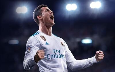 FIFA 18 s Ronaldem na obalu láme rekordy v prodejích. Celosvětově hra prodala přes 24 milionů kusů
