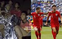 FIFA pozvala všech 12 chlapců zachráněných z jeskyně na finále MS. Thajští fotbalisté už dostali pozvánku i do Anglie