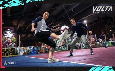 FIFA Street se ve FIFA 20 vrací! Získala nové hráče i srdce milionů fanoušků
