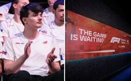 Filip sa chce kvalifikovať do najvyššej esports ligy Formuly 1. Na jar zabojuje o miesto v top tíme (Rozhovor)
