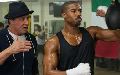 Film Creed s Rocky Balboou se představuje s prvními fotkami