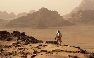 Film Marťan nám prinesie úchvatnú cestu nehostinnými, ale zato skutočnými oblasťami Marsu