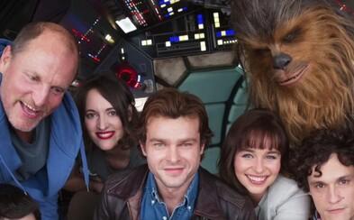 Film o mladém Hanu Solovi se bude odehrávat v průběhu šesti let a Woody Harrelson si v něm zahraje mentora titulární postavy