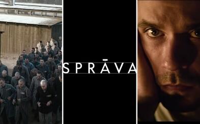 Film Správa bude tohtoročným slovenským kandidátom na Oscara