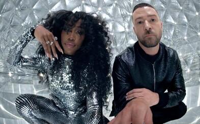 Film Trollové se vrací s Justinem Timberlakem. Sleduj, jak si zpěvák užívá funky hymnu v doprovodu zpěvačky SZA