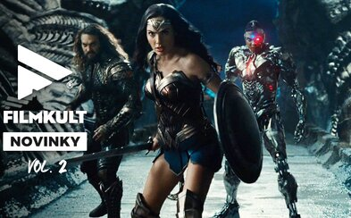 Filmkult novinky #2: Najväčšie odhalenia a trailery z Comic-Conu v krátkom zostrihu. Vyhral Marvel, DC alebo novinky v kinách?