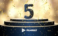 Filmkult oslavuje 5. narodeniny, ďakujeme!