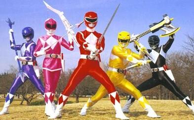 Filmová verzia Power Rangers naberá obsadenie. Čo o snímke zatiaľ vieme?