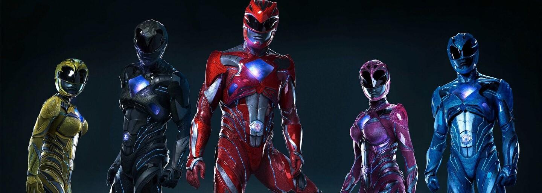Filmoví Power Rangers vyzerajú v prvom traileri lepšie, než kedykoľvek predtým