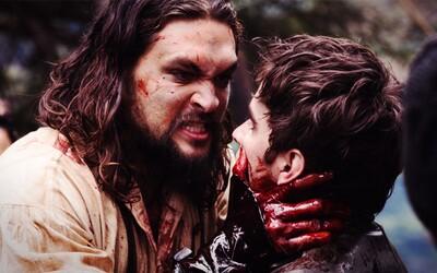Filmový Aquaman Jason Momoa sa stáva štvanou zverou v násilím nabitom traileri pre surovú seriálovú novinku Frontier od Netflixu