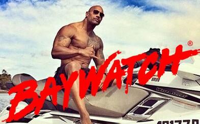 Filmový Baywatch s The Rockom bude režírovať Seth Gordon, autor Šéfov na zabitie