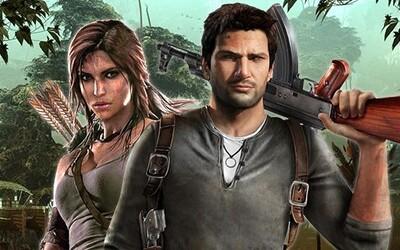 Filmový Tomb Raider našiel režiséra spolu so scenáristom a Uncharted je stále v problémoch
