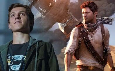 Filmový Uncharted s Tomom Hollandom má byť podľa režiséra Indiana Jonesom pre mladú generáciu. V akom období zastihneme Nathana?