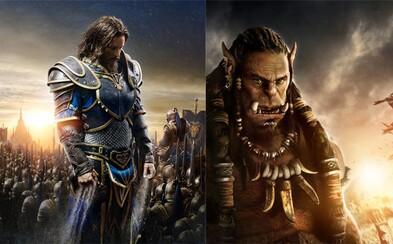 Filmový Warcraft predstavuje Hordu a Alianciu na prvých plagátoch, kedy sa dočkáme traileru?