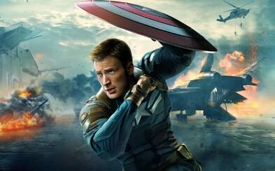 Filmy Marvelu sa zbavujú železných okov, Kevin Feige jasá a Chris Evans možno ostane Captainom America