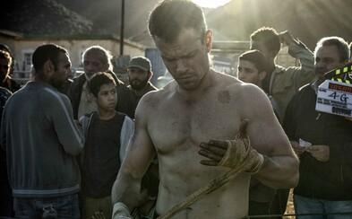 Filmy s Jasonom Bourneom sa budú natáčať, pokým to pre Matta Damona bude fyzicky možné