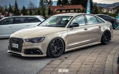 Fín si dal kompletne prerobiť svoje Audi. Výsledkom je jediná súčasná RS6-ka sedan na svete!