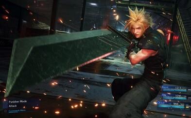 Final Fantasy VII ohuruje novým trailerom. Priprav sa na emotívnu a akčnú jazdu roka s japonskými úchylnosťami