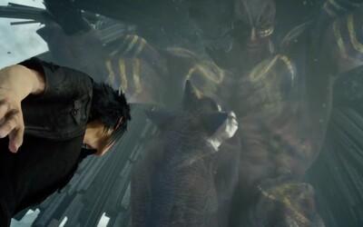 Final Fantasy XV má ambice stát se nejlepším dílem série. Nový trailer to jenom dokazuje