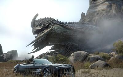 Final Fantasy XV ukazuje nádherný svet, inovačný gameplay a okúzľujúcu grafiku