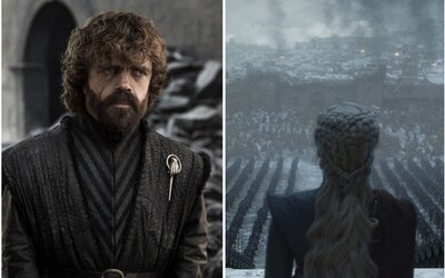 Finále Game of Thrones: Šialená kráľovná Daenerys nastupuje k moci. Pokúsi sa ju Jon, Tyrion alebo Arya zabiť?