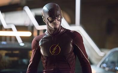 Finále seriálu The Flash sa už pomaličky blíži. Proti Reverse-Flashovi mu na pomoc prídu Arrow aj Firestorm
