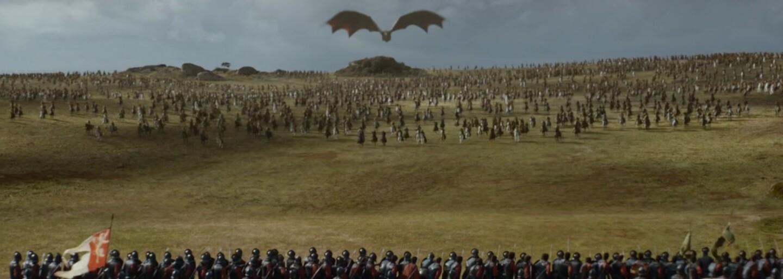 Finálna bitka v Game of Thrones bude najväčšia v histórii televízie. Battle of the Bastards pri nej vraj vyzerá ako zábavný park