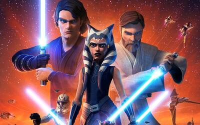 Finální série Clone Wars nabídne zmutované klony. Sleduj souboje rytířů Jedi a Anakina před proměnou na Darth Vadera